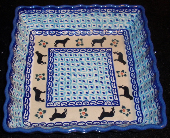 Dog Blue Square Souffle 9x9x2,25.JPG